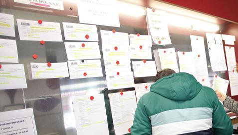 UGT dice que Navarra perdió 5.000 empleos indefinidos más en 2013