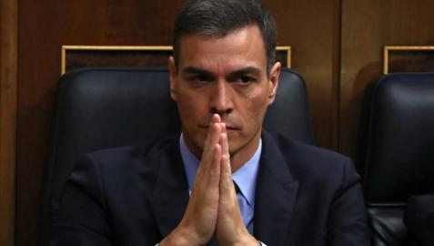 Los independentistas se suman a PP y C's y rechazan los Presupuestos de Sánchez