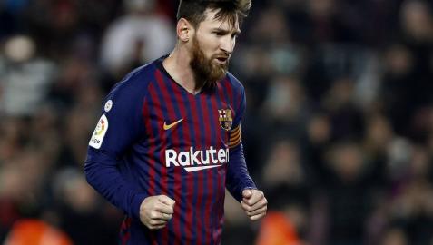 El Barcelona gana sin convencer antes de la 'Champions'