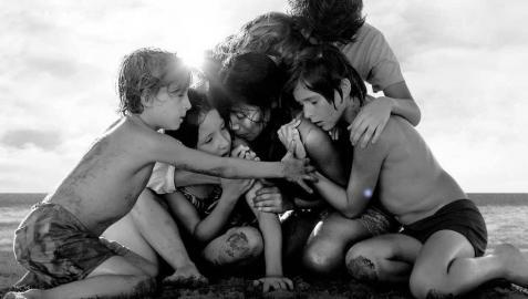 'Roma', 'La favorita' y 'Green Book', duelo por el Óscar a mejor película