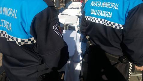 Denunciados cinco bares de Pamplona por violar la normativa municipal