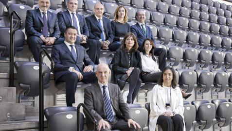 Presentados los líderes empresariales de 2018 en Navarra