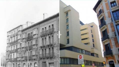 IMAGEN INTERACTIVA   Cuando cambió la calle Navas de Tolosa