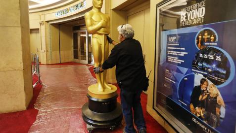 Los Oscar se juegan el futuro de Hollywood