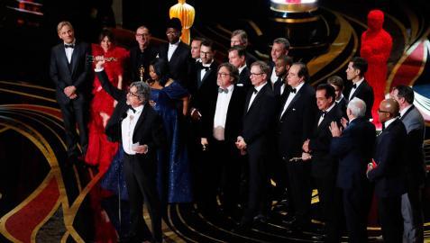 'Green Book' le arrebata la gloria a la Roma de 'Cuarón' en los Oscar 2019