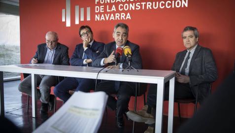 Navarra necesita una inversión de 6.500 millones en infraestructuras hasta 2030