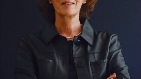 La escritora Julia Navarro, autora de seis novelas con las que ha llegado a más de treinta países.
