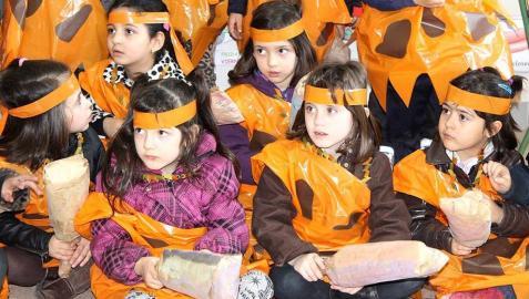 Envíanos tus fotos de los carnavales escolares en Navarra