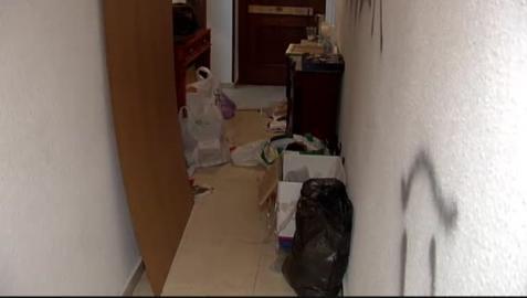Su casa, 'okupada' tras irse de fin de semana