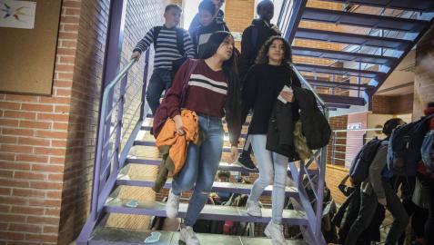 Idiomas y diversidad, los estímulos que impulsan el día a día del IES Basoko