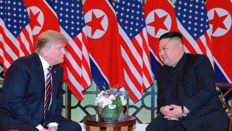 Trump y el líder norcoreano no logran un acuerdo en su segunda cumbre