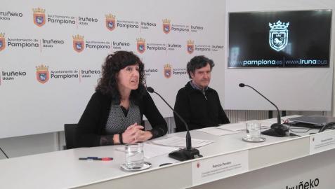 El Ayuntamiento de Pamplona cerrará 2018 con el 95 % del presupuesto ejecutado