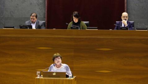 Incorporado el lenguaje inclusivo en la Ley del Gobierno de Navarra