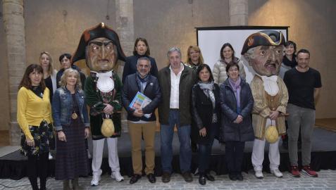 Reconocimiento del Ayuntamiento a los impulsores del Plan de Infancia