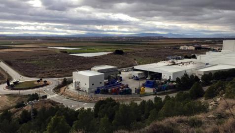 Congelados de Navarra duplicará sus instalaciones en Arguedas