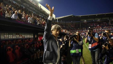"Enrique Martín: ""Va a ser difícil que saquen a Osasuna de ahí arriba"""