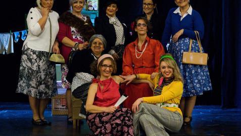 'Las cuñadas' se suben al escenario este sábado en Pamplona