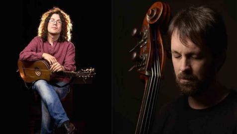 Enrike Solinís y Pablo Martín Caminero, en el ciclo 'Pensar el flamenco'