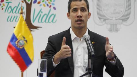 Guaidó anuncia que regresará a Venezuela y que estará presente en las movilizaciones