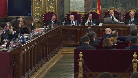 El juicio del Procés se reanudará este jueves con la declaración de Junqueras