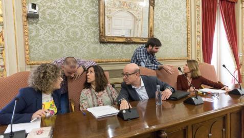 Tudela apuesta por ejecutar el Canal de Navarra en una sola fase