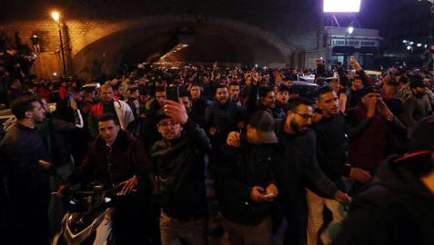 Las protestas se recrudecen en Argelia tras la candidatura electoral de Buteflika
