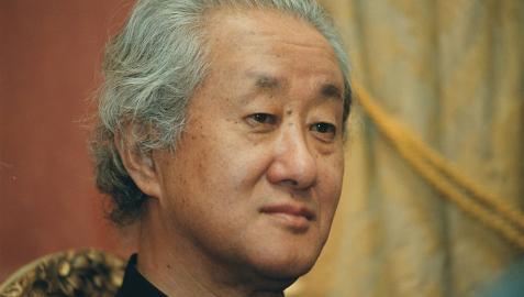 El arquitecto japonés Arata Isozaki, Premio Pritzker 2019
