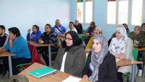 Cintruénigo acoge un curso para facilitar el acceso al mercado laboral