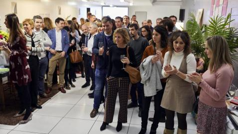 Brandok, la compañía del grupo La Información agradeció a sus clientes la confianza depositada y compartió con los asistentes sus planes de futuro