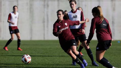 El Athletic apoya el modelo para el fútbol femenino impulsado por la Federación