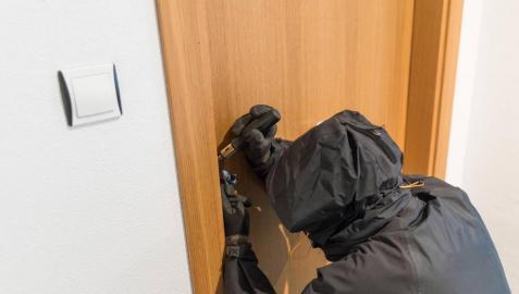 Los robos con fuerza en domicilios se incrementan un 10,2% en Tudela