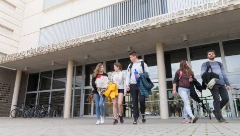 La iniciativa  Campus de Tudela estrena su página web