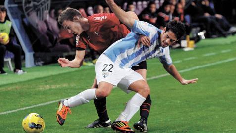 En Málaga empezó todo para Roberto Torres