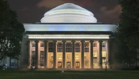 El Instituto Tecnológico de Massachusetts (MIT), donde se desarrollará el concurso.
