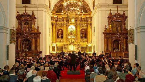 Música sacra en Pamplona