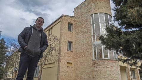 El albergue Oncineda abre a Estella un espacio de trabajo colaborativo