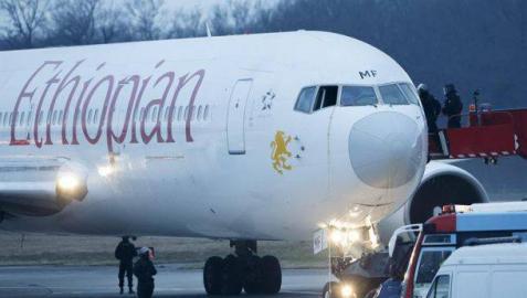 Se estrella un avión de pasajeros con ruta Etiopía-Kenia