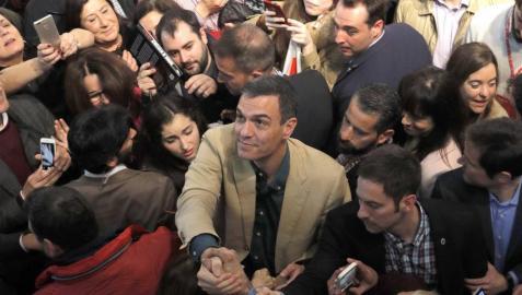Sánchez promete el derecho a la eutanasia y a una muerte digna si gobierna