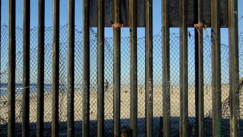 El 'Principito' en el muro de Trump