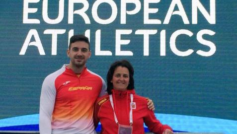 Nico Quijera se rompe el tendón de Aquiles en la Copa de Europa