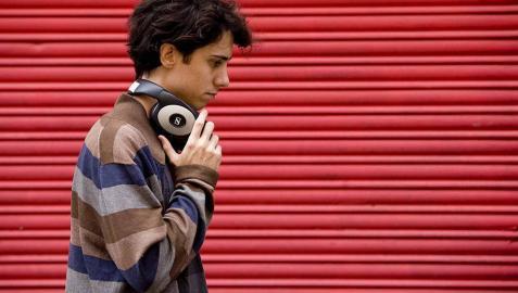 """Jonás Trueba: """"Hay que mantener algo del espíritu  adolescente hasta la muerte"""""""