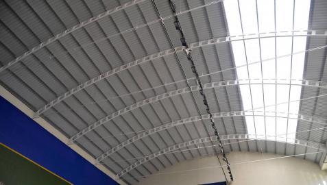 Tafalla mejora la eficiencia energética y accesibilidad del Ereta