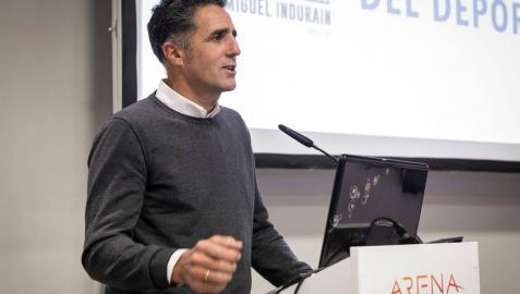 Miguel Induráin y Rubén Gorospe recibirán un homenaje en Bilbao