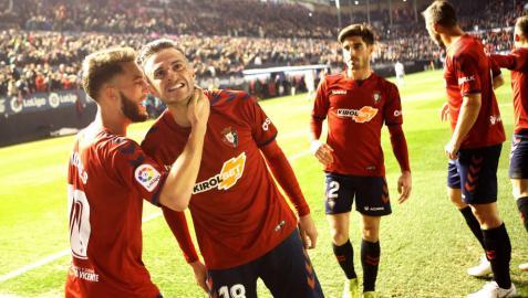 Torres y Villar, idilio con el gol