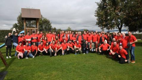 El equipo de Goikoa, primer líder en el Desafío Empresas 2019