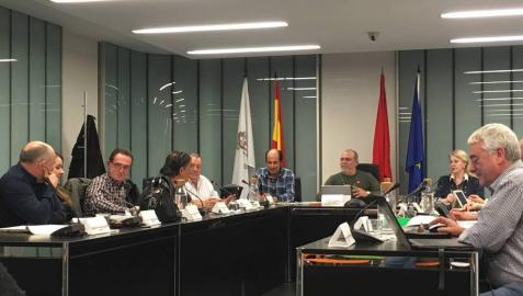 El tripartito de Noáin (V. Elorz) aprueba un presupuesto de 8,9 millones