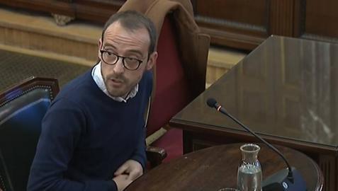 La Fiscalía pide que se investigue por falso testimonio al responsable de Difusión de la Generalitat