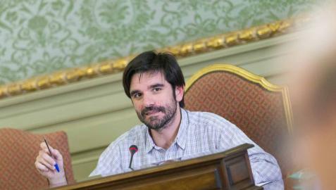 """El alcalde de Tudela dice que Abaigar decidió """"libremente"""" renunciar a ser edil"""