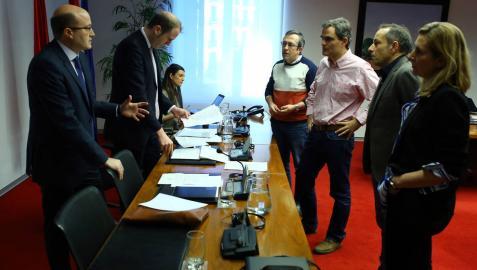 Fernández Valdivielso dice que el informe de Sodena era