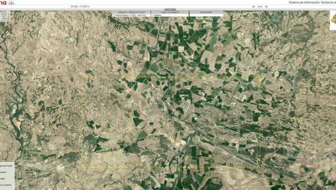 Luz verde al Plan Cartográfico de Navarra hasta el año 2023
